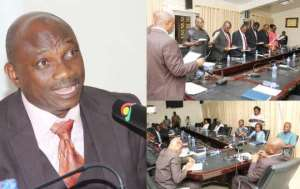 Committee To Review MDPI Legislative Instrument Inaugurated