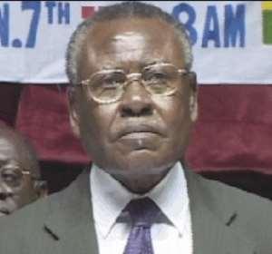 Joseph Henry Mensah was a Ghanaian politician and economist.