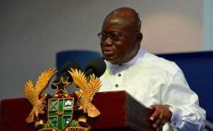 Akufo-Addo: Creation Of Oti Region Should Unite Volta South And North