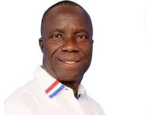 Francis Ndede Siah, Chairman, WR NPP