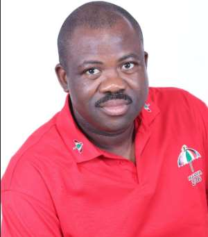 NDC Elections: Joshua Akamba To Contest For National Organizer Position