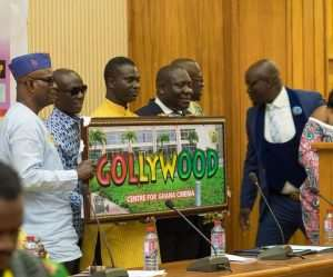 Ghana's Movie Industry Finally Changes Name To 'Gollywood'