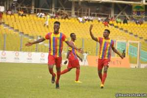 Hearts Announce Transfer Of Winful Cobbinah