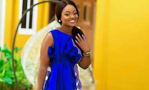 Actress, Jacki Appiah Wows Guest at Ghana 60 years Film summit