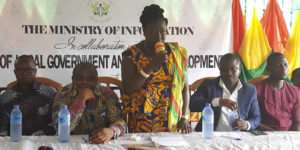 Banda DCE Wants A District Hospital