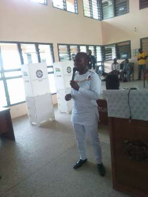Jomoro Assembly Rejects Eric Muah As DCE