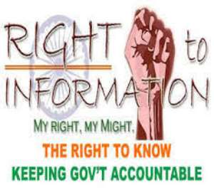 Yendi: Forum On The Right To Information Bill Held