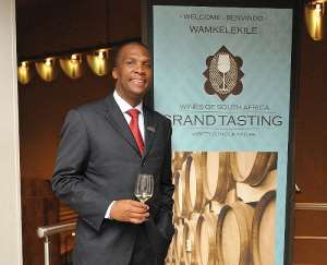 """""""South Africa Is Pushing For The Sustainable Production Of Wine"""" - Matome Mbatha"""