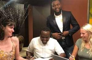 Comedian, Mr Patrick Signs First International Endorsement Deal