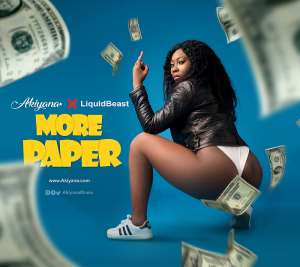 """Akiyana Drops New Hit """"More Paper"""""""