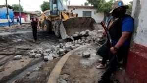 Nicaragua: Pro-Ortega Forces Take Opposition Stronghold Monimbo