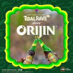Orijin Partners Echohouse For These Orijinal 7 Wonders At Tidal Rave
