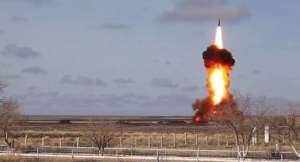Russia Test-Fires New Air Defence Missile In Kazakhstan