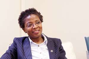 First Black Woman Professor At King's College Delivers Inaugural Lecture