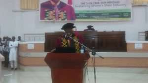 Pro-Vice Chancellor Of UDS Advocates Policy Direction On Shea Nut Industry