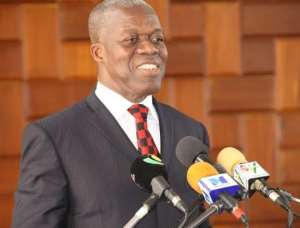 funeral arrangements of the late Amissah-Arthur Announced