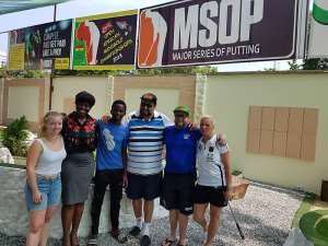 Coca-Cola Open Africa Minigolf Championship: The Cuntdown Begins