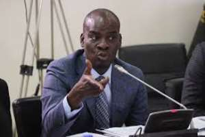 Ghana's Day Of Shame: Parliament Mad At Rambo Cop