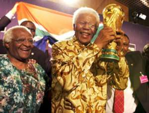 South Africa's World Cup Triumph Could Be Bad News for Ghana