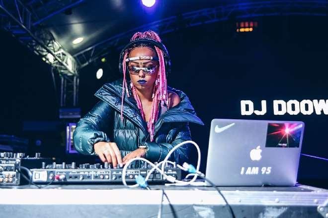 Dj Doowap Afropunk