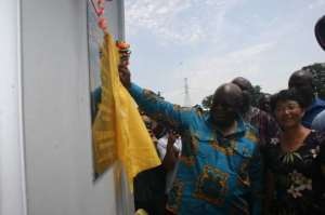 Motor King Assembling Plant Commissioned In Tamale