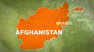 Afghan capital hit by multiple explosions