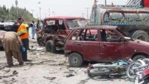 Dozens killed as Pakistan goes to polls