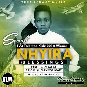 Incredible Talent!! Child Rapper Samuel Owusu Drops Much Awaited Debut Single 'NHYIRA''