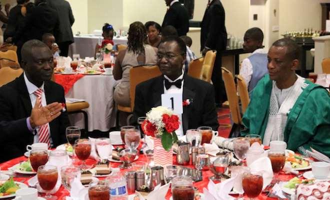 Gsts - 2017 North America Alumni Gatering Dining