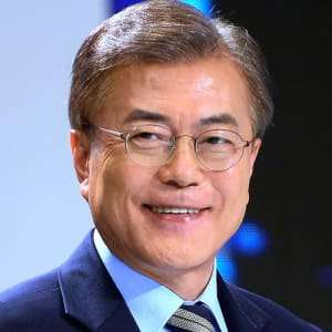 Approval For South Korea President Moon Jae-in Hits New Low