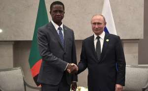 Russia On The Move To Deepen Ties With Africa