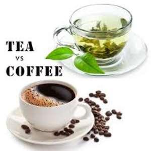 Coffee or Tea, please?