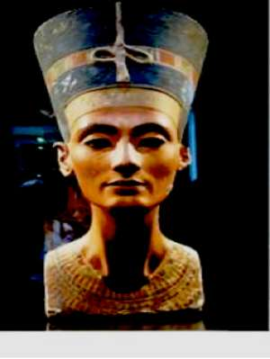Nefertiti, Egypt, now in Neues Museum, Berlin, Germany. Will the new German Guidelines let her go home to Egypt?