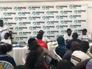 Betway Ghana Conducts Health Screening In Accra