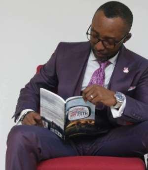 Nana B Releases His Debut Book;