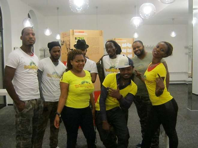 Ngoma Africa Band Aka Ffu Aka Anunnaki Aliens