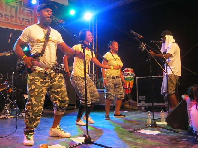 Ngoma Africa Band Live