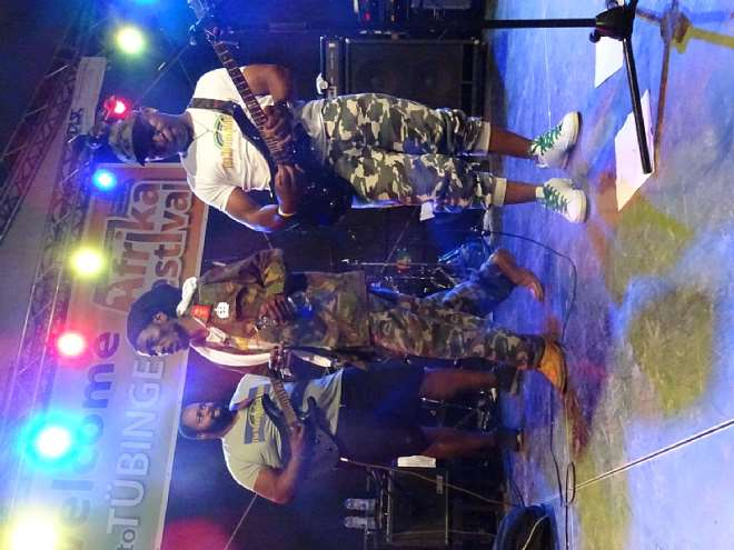 Kamanda Ras Makunja Lead Is Ngoma Africa Band