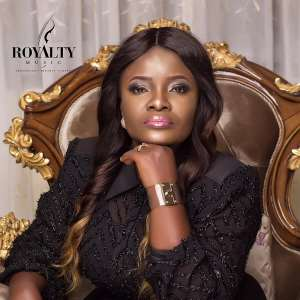 One of Ghana's most successful Gospel musicians, Mercy Twum-Ampofo, known in the showbiz circles as