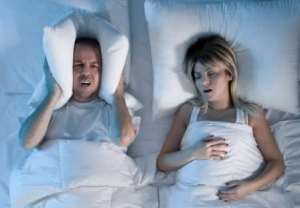 Husband Calls Police On Snoring Wife