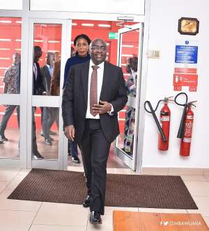 We Want To See More Value Addition—Bawumia Charges Manufacturers