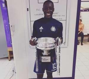 Dennis Appiah Wins 2017 Belgian Super Cup With Anderlecht