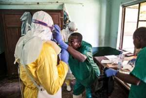 The US Government Tests Ebola In Congolese War Zones