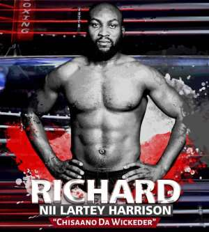 Boxing: I Will Put Ghana On The World Heavyweight Map-Richard Lartey