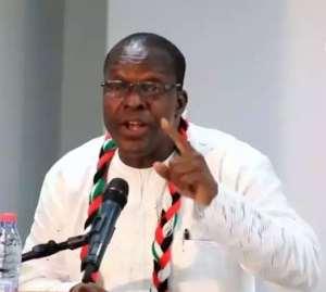 I am fair-minded: Bagbin appeals to NDC delegates