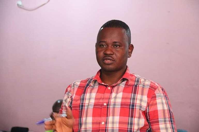 Economic Governance Project Officer, Mr. Mohammed Musah