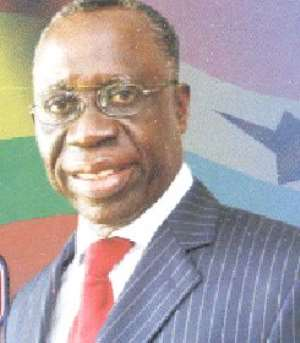 Mr. Yaw Osafo-Maafo Was An All-Round Student