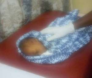 C/R: Two-Month-Old Baby Buried Alive