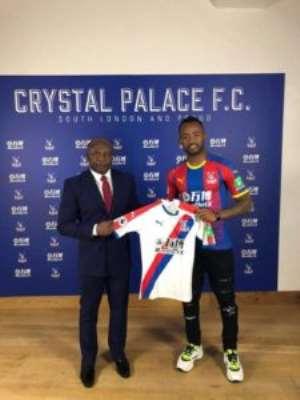 Ghana Striker Jordan Ayew Opens Up On Crystal Palace Move