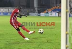 Edwin Gyasi Suffers Injury Blow For CSKA Sofia In Europa League Loss Against FC Copenhagen
